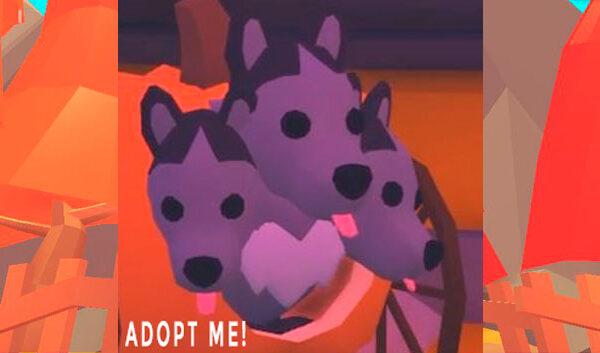 cerbero la nueva mascota halloween adopt me