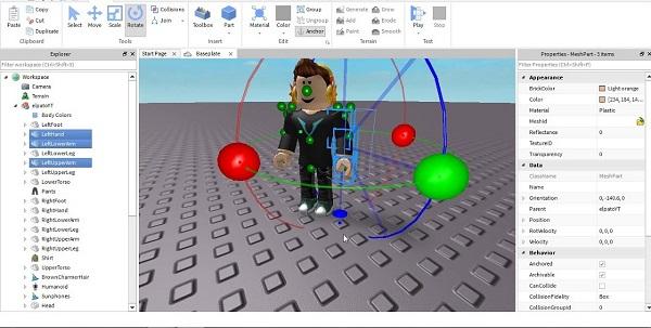 cómo crear un juego en roblox
