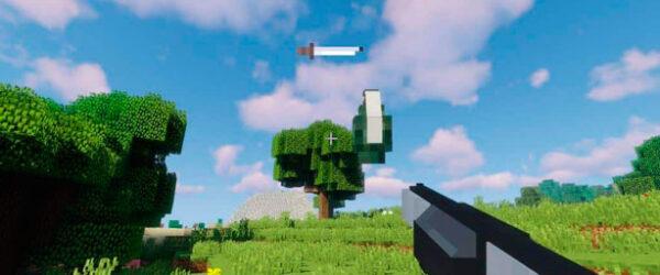 10 mejores mods de armas de Minecraft para obtener armas impresionantes